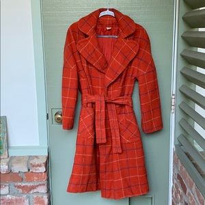 🎉HP🎉VINTAGE COAT FROM THE 40'S- size medium